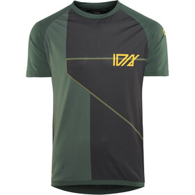 ION Traze AMP Cblock T-shirt Homme, green seek